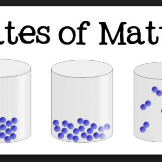 State of matter pdf