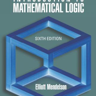 Introduction To Mathematical Logic pdf