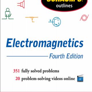 Schaum's Outline of Electromagnetics pdf