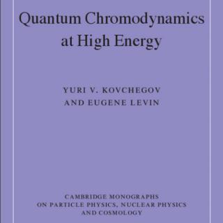 Quantum Chromodynamics at High Energy pdf
