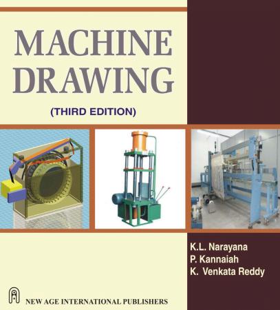 Machine Drawing 3th ed by Narayara pdf