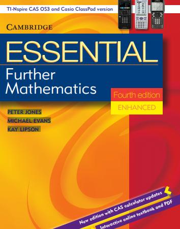 Cambridge Essential Further Mathematics 4th Edition pdf