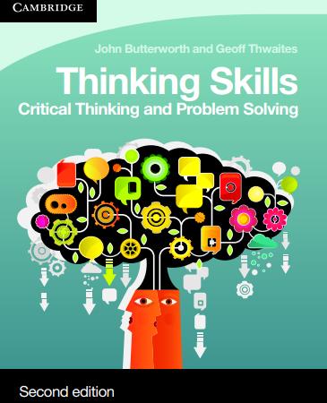 Thinking Skills Critical Thinking and Problem Solving pdf