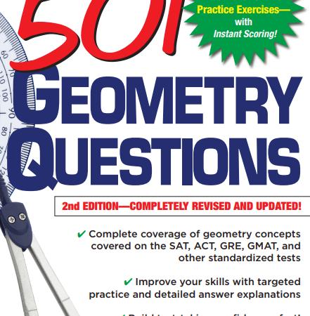 501 Geometry Questions pdf