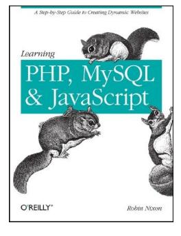 Learning PHP MySQL and JavaScript by Robin Nixon pdf