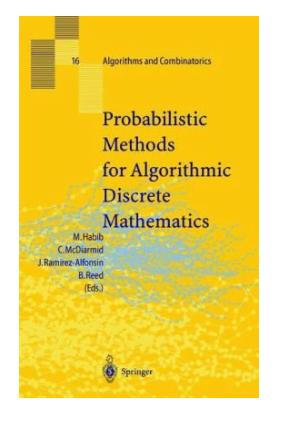 Probabilistic methods for algorithmic discrete mathematics pdf