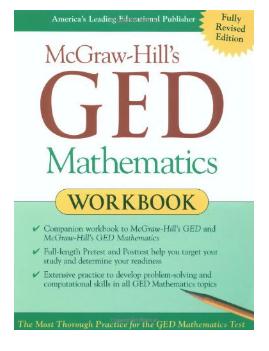 McGraw-Hill's GED Mathematics Workbook pdf