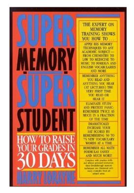 Super Memory Super Student pdf