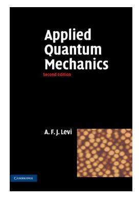 Applied quantum mechanics by Levi pdf