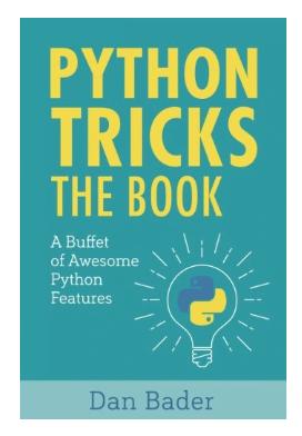 Python Tricks by Dan Bader pdf