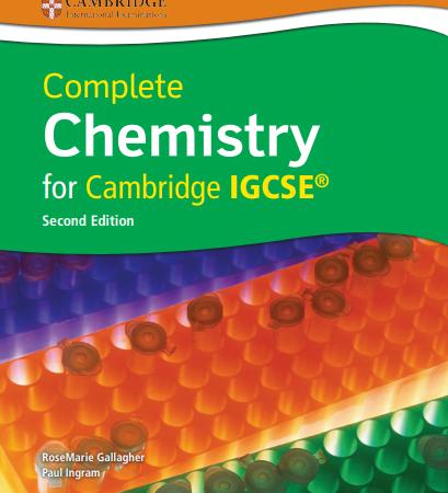 ebook Complete Chemistry for Cambridge IGCSE pdf