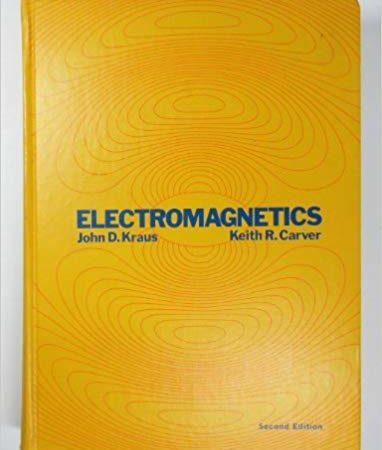 Book Electromagnetics 2nd Edition by John D. Kraus pdf