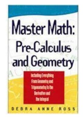 Book Master math PreCalculus And Geometry pdf
