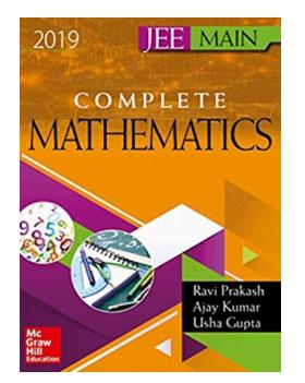 IIT JEE Main Complete Mathematics by Ravi Prakash pdf