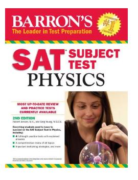 Barron's SAT Subject Test Physics pdf
