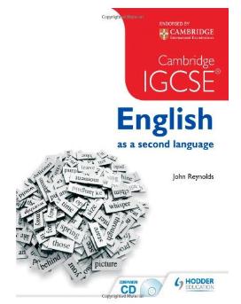 Book Cambridge IGCSE English as a Second Language pdf