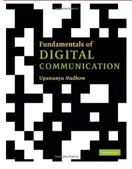 Book Fundamentals of digital communication by Upamanyu Madhow pdf