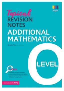 Book Topical Revision Notes Mathematics O Level pdf