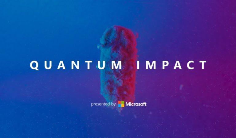 Quantum Impact Bringing the power of quantum to chemistry