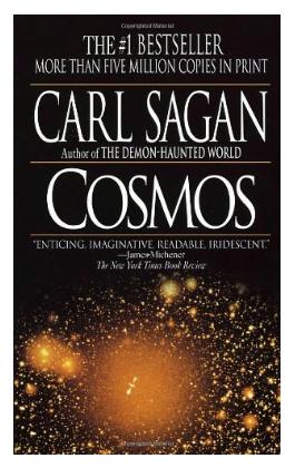 Book Cosmos by Carl Sagan pdf