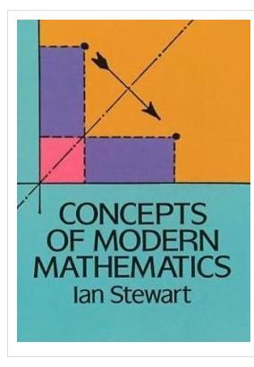 Book Concepts of Modern Mathematics by Ian Stewart pdf