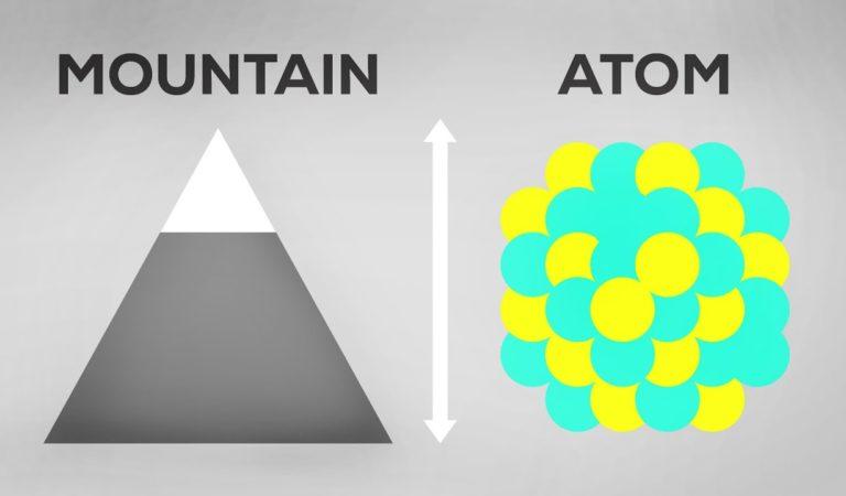 Atoms As Big As Mountains Neutron Stars Explained