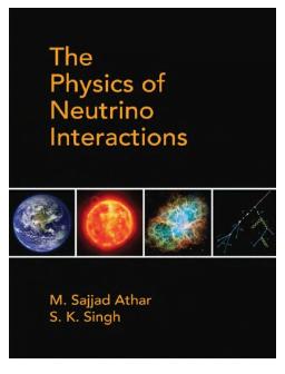 Book The Physics of Neutrino Interactions by M Sajjad Athar pdf