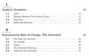 Book Single and Multivariable Calculus pdf - Web Education