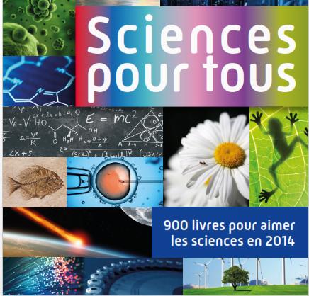 900 livres pour aimer les sciences
