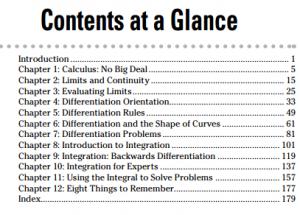 Book Calculus essentials for dummies pdf - Web Education