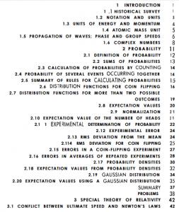 Book principles of modern physics