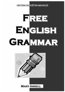 Book Free English Grammar pdf