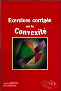 Livre Exercices corrigés sur la convexité pdf