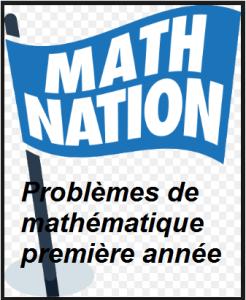 Problèmes de mathématique première année pdf