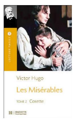 Livre roman Les Misérables Tome II Cosette pdf