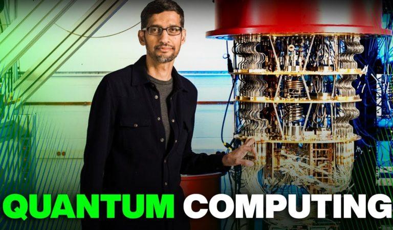 Scientists Just Made A Quantum Computing Breakthrough!!
