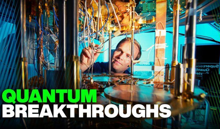 Every Major Quantum Computing Breakthroughs in 2021 So Far